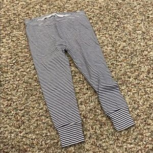 Carter's striped leggings